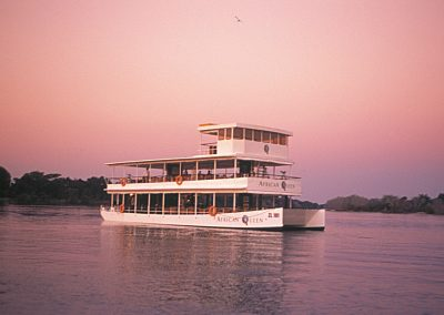 The African Queen River Cruise