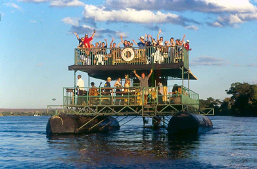 Zambezi Sunset Cruises Fawlty Towers
